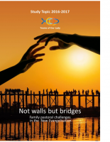 2016-2017 Not Walls but Bridges – Challenges for the Family