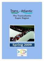 SR Newsletter 2009 Spring