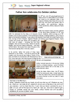 SR Newsletter 2010 July