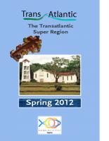 SR Newsletter 2012 Spring