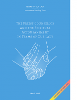 The priest Counsellor and the Spiritual Accompaniment in Teams_2017_ANG_web