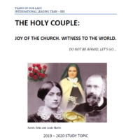 The Holy Couple_2019-20 Study Topic